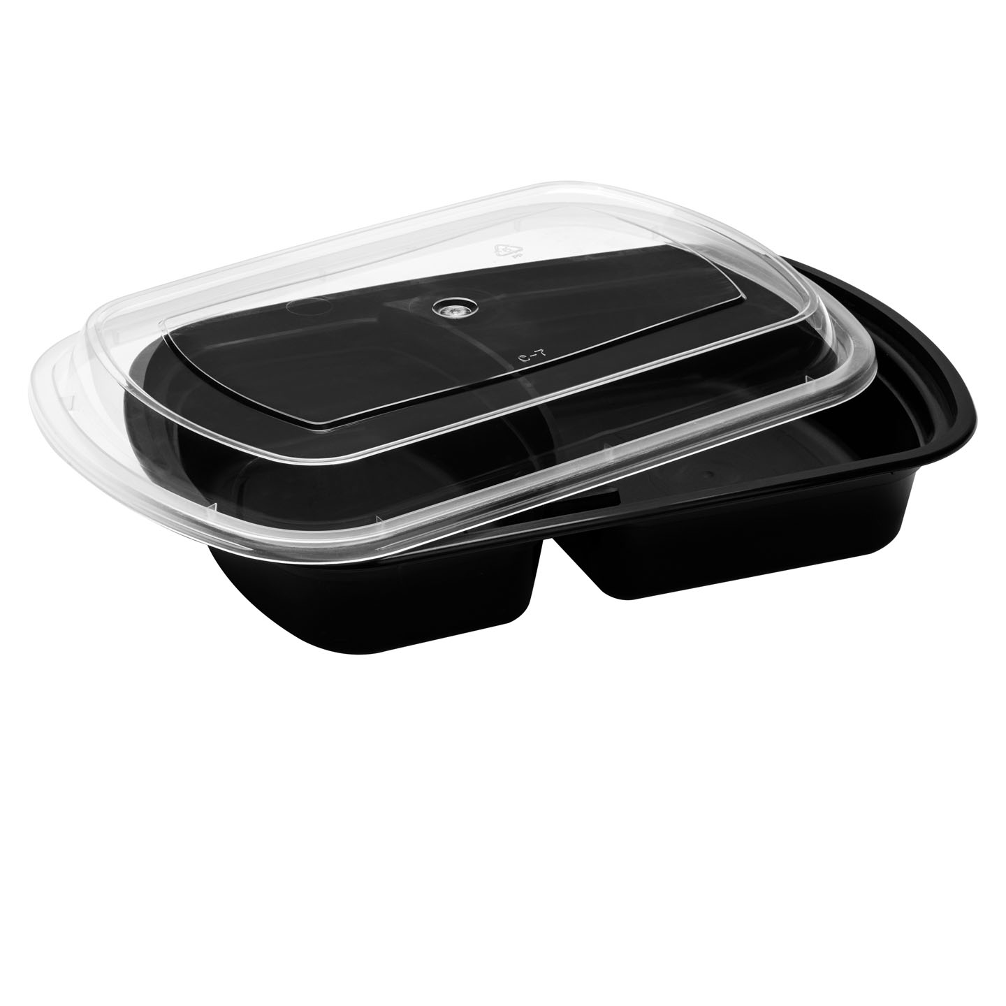 WY TRAYS - 9624 Black - Combo