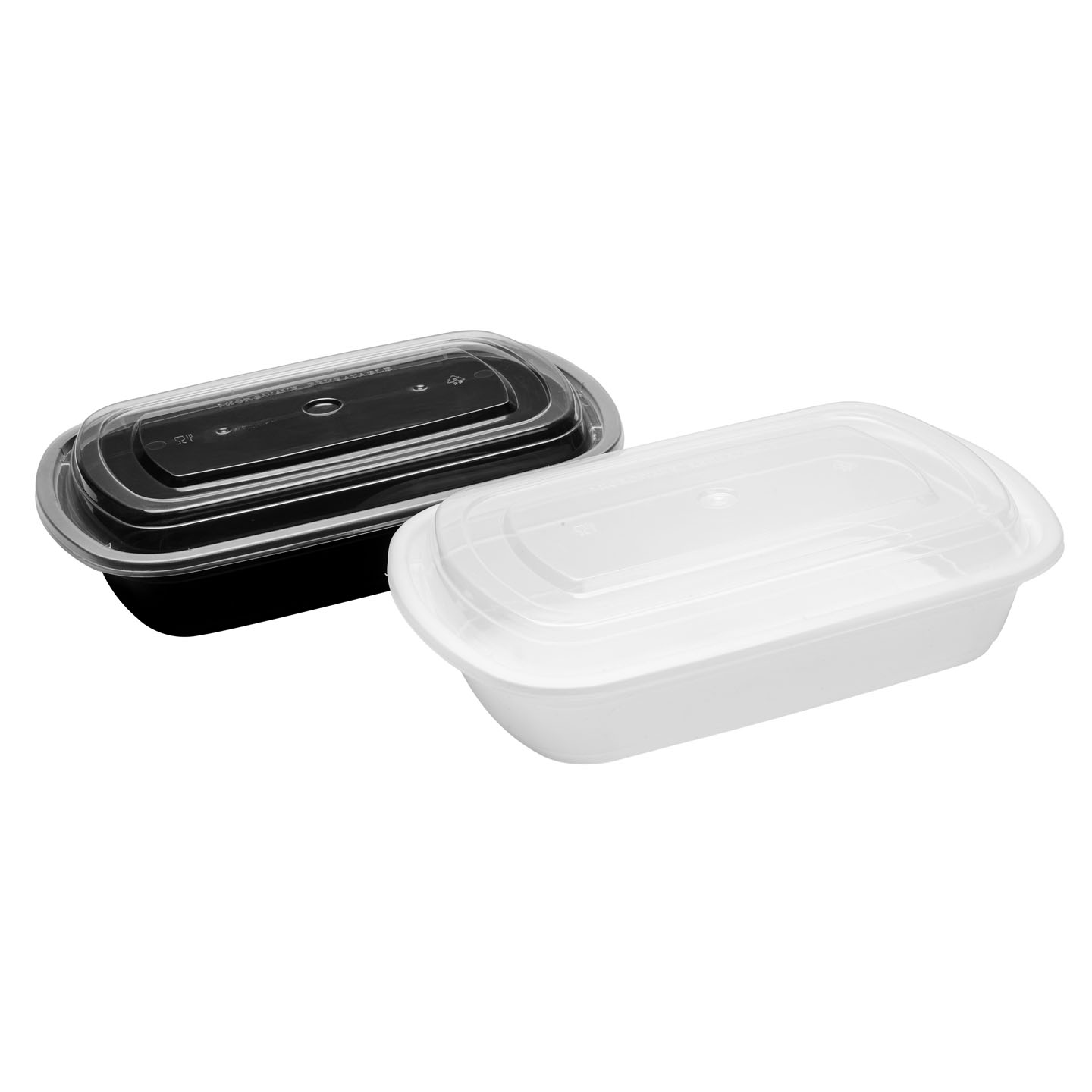 WY TRAYS - C8630 Black+White - Combo